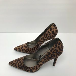 Sam & libby leopard stiletto